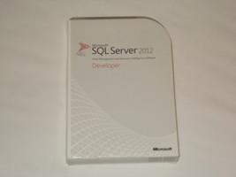 Microsoft SQL Server 2012 Developer WITH COA & Product Key 32 & 64 Bit - $35.00