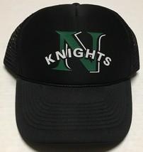Nordonia High School Knights Trucker Hat Macedonia Ohio Cap Athletics Bl... - £15.23 GBP