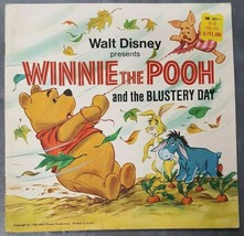Walt Disney presents Winnie the Pooh and the Blustery Day 1969 Piglet Ee... - $14.84