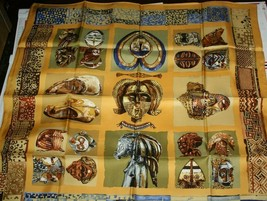 RARE AUTHENTIC Hermes Persona Cashmere/ silk scarf 90 BRAND NEW - $985.05