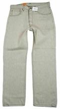 Levi's 501 Men's Original Fit Straight Leg Jeans Button Fly 501-0989 image 1