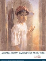 Waiting For You by Kathryn Fincher Kids Children Young Boy Teenager Paper Poster - $24.75
