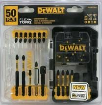DeWalt - DWA2NGFT50 - FLEXTORQ 50-Piece Impact Driver Bit Set - $39.55