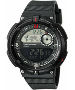 Casio - SGW600H-1B - Mens Twin Sensor Watch Thermometer Compass World Time - $54.40