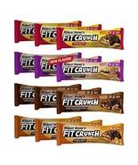 FITCRUNCH Protein Bars | Protein Bar | Designed by Robert Irvine | World... - $33.17