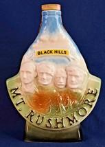 1969 MT. RUSHMORE Jim Beam Decanter (Empty) Black Hills South Dakota No ... - $29.95