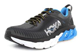 Hoka One One Arahi 2 Size 12.5 M (D) EU 47 1/3 Men's Running Shoes Black 1019275