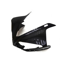 Black Front Upper Nose for 2009 Yamaha YZF R1 2010 2011 Headlight Fairin... - $172.80