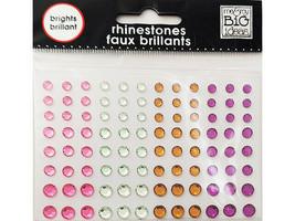 MAMBI Brights Rhinestone Stickers, Surfshop #RWA-02