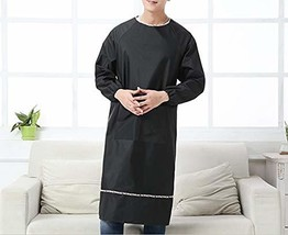 Mens Long Sleeve aprons waterproof and oil proof smock overalls adult Ho... - $18.17