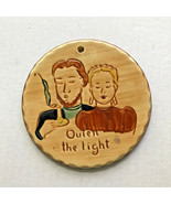 Outen the Light Pennsbury Pottery Amish Ornament  - $34.99