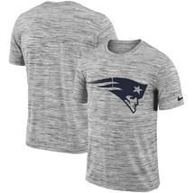 New England Patriots NFL Legend Velocity Dri-FIT S.S.T-Shirt XL/Heathere... - $29.95