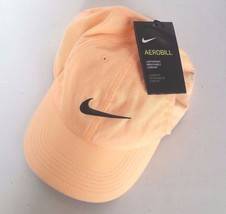 Nike Unisex Cap Aerobill Heritage 88 Dri-Fit Adjustable Sports Orange Hat - $17.91