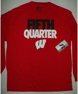 University Wisconsin Marching BAND 5th College Long Sleeve T-shirt XL (4... - $9.85