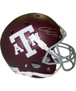 Ryan Tannehill signed Texas A&M Aggies Full Size Authentic Schutt Helmet - $238.95