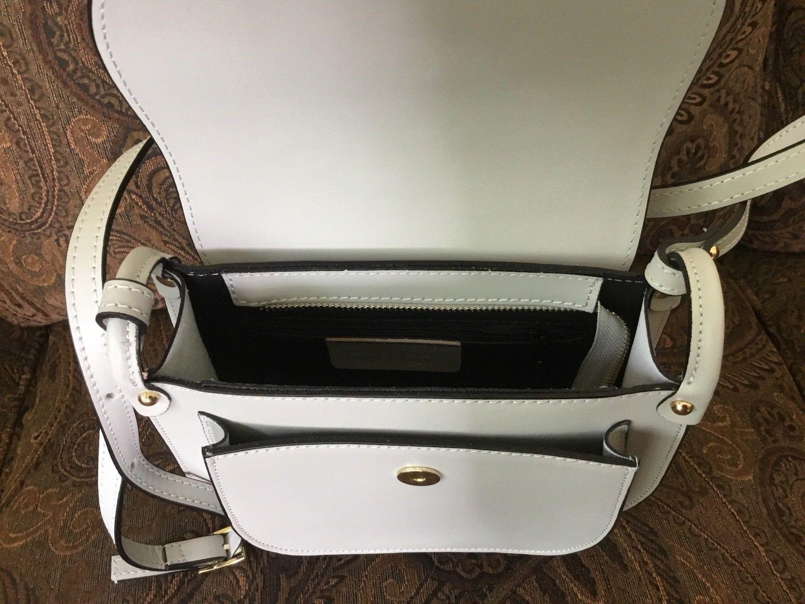 9ecfcdc791d680 Crossbody Beige Medium Bag Italian Genuine Leather Hand made in Italy  Florence