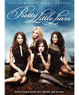Pretty Little Liars: The Complete First Season (DVD, 2011, 5-Disc Set) L... - $12.34