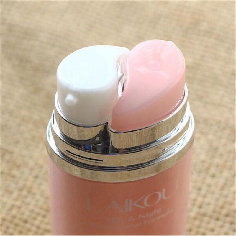 Day & Night Elastic Eye Cream Skin Care Facial Anti Puffiness Face Dark Circles image 3