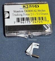 EV 8259D Stanton D6800AL D6807A D6800SL DJ Disco NEEDLE STYLUS 822-D7AL image 1