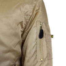 Boy's Kids Premium Stylish Water Resistant Padded Zip Up Flight Bomber Jacket image 4