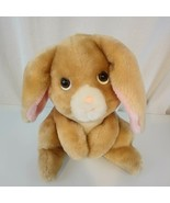Vintage Carousel by Guy Division of Animal Fair Tan Brown Beige Bunny Ra... - $59.39