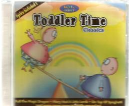 TODDLER  TIME  CLASSICS * PERFORMED WITH KIDS * BRAND NEW ~ SEALED - $3.00