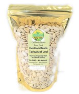Tarbais of Lodi Heirloom Beans Non GMO 2 Pounds All Natural The French S... - $21.99