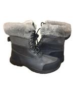 UGG BUTTE METAL MEN WATERPROOF SHEARLING Boot US 11 / EU 44.5 / UK 10 - NEW - $163.63