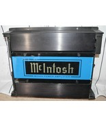 McIntosh MC420 Car Power Amplifier 4 Channel 50W x 4 Environmental Equal... - $791.99