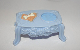 Fisher Price Loving Family Doll house PUPPY DOG Pet FOOD WATER DISH Bowl... - $6.99