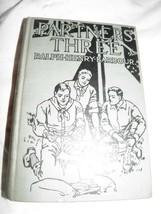 Antique 1913 Partners Three Ralph Henry Barbour HC Boys Book Donohue - $9.49