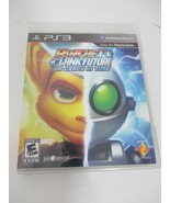 Ratchet & Clank Future: A Crack in Time (Sony PlayStation 3, 2009) ps3 C... - $12.58