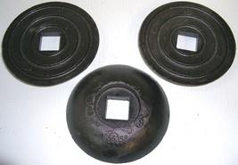 """Bumper Washer 3 disc 1/"""" Harrow Axle End Cap 5-7//8/"""" Wide Attachment"""