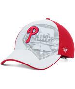 Philadelphia Phillies 47 Brand Chromite MLB Baseball Team Logo Cap Hat - $19.90