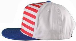 Dope Couture Pledge Legion USA Weed Marijana Stars Stripes Flag Snapback Hat image 11