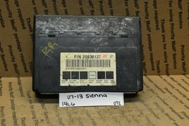 07-13 Gmc Sierra Body Control Module 20939137 BCM 072-14A6 - $44.99