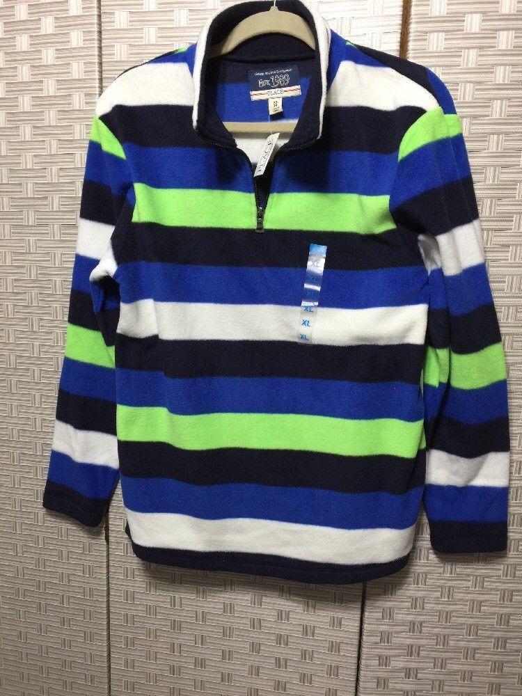70ea7ba51 Children Place Boys Shirt XL 14 Fleece and 50 similar items
