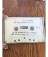 Cornerstone Urc Cinta Ministerio Rev. James Admiraal 4/2/06 Casete Ships... - $24.41