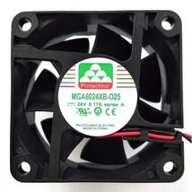 Original Protechnic MGA6024XB-O25 6025 24V 0.17A double ball the inverte... - $56.87