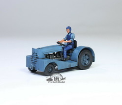 US Navy Motor Tug /w crew WW2 1:48 Pro Built Model - $74.23