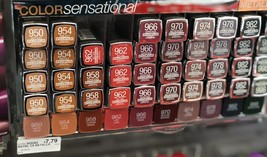 Buy 2 Get 2 Free (Add 4) Maybelline Color Sensational Lipstick (DAMAGED/NICKED) - $3.25+