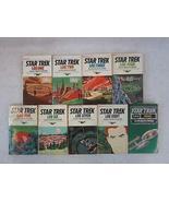 Alan Dean Foster STAR TREK LOG 1-9 Complete Ballantine Mass Market PBs A... - $167.31