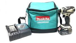 Makita Cordless Hand Tools Xdt04 - $79.00