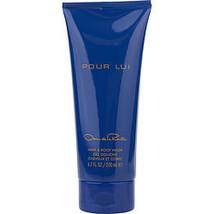 Oscar Pour Lui By Oscar De La Renta Hair And Body Wash 6.7 Oz - $15.75