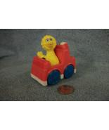 Mattel 2004 Sesame Street Big Bird Red Tow Truck - $4.83