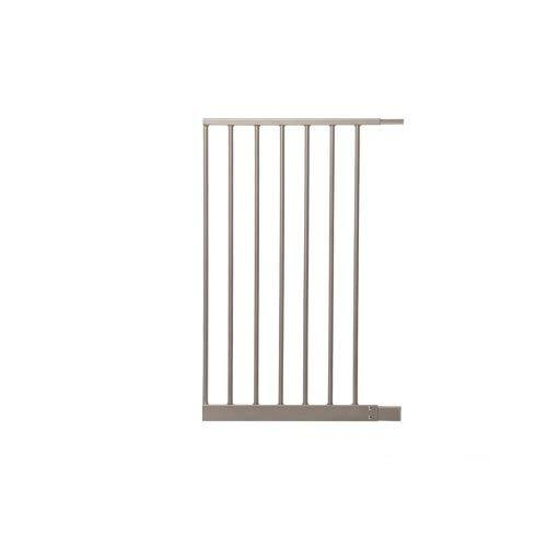 Dreambaby Magnetic Sure Close Gate Extension, Silver, 16.5""