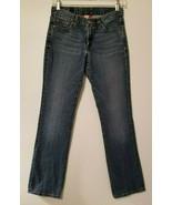 Lucky Brand Womens Blue Jeans 2/26 Classic Rider Reg Inseam - $19.99