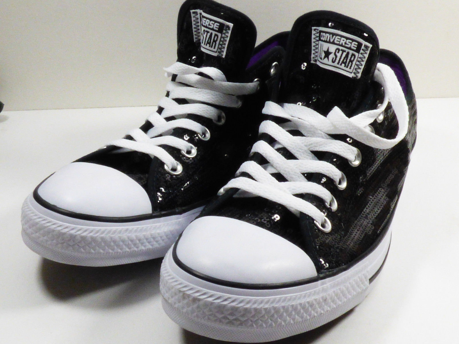 5f830dc2fc8 NIB Converse Chuck Taylor All Stars Black and 28 similar items. S l1600