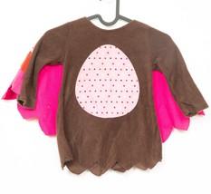 Gymboree Owl Costume 18-24 Mo Girls Turkey Halloween Dress Up Brown Pink... - €17,44 EUR