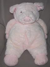 "VTG COMMONWEALTH 1999 STUFFED PLUSH PINK PIG BIG HUGE LARGE JUMBO 30"" SOFT - $84.64"